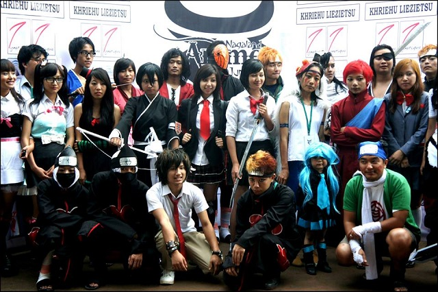 Nagaland Anime Junkies Cosfest